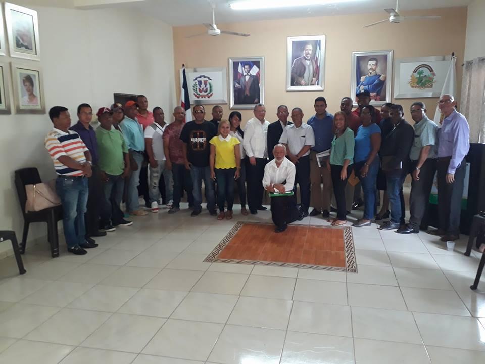 re estructuración del concejo del desarrollo municipal