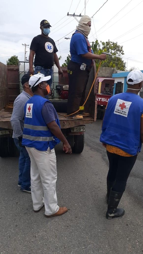 08 de Mayo día de la Cruz Roja.
